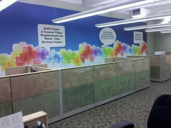 WM073 - Custom Wall Mural for Interior Design